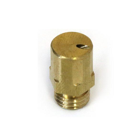 One-hole 60° nozzle
