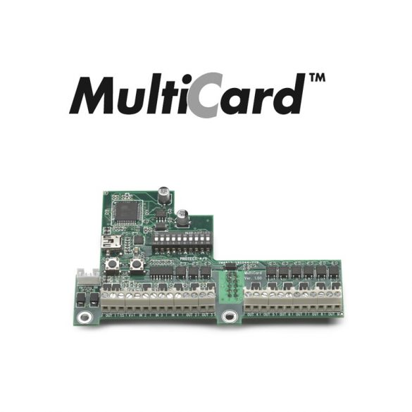MultiCard expansion board